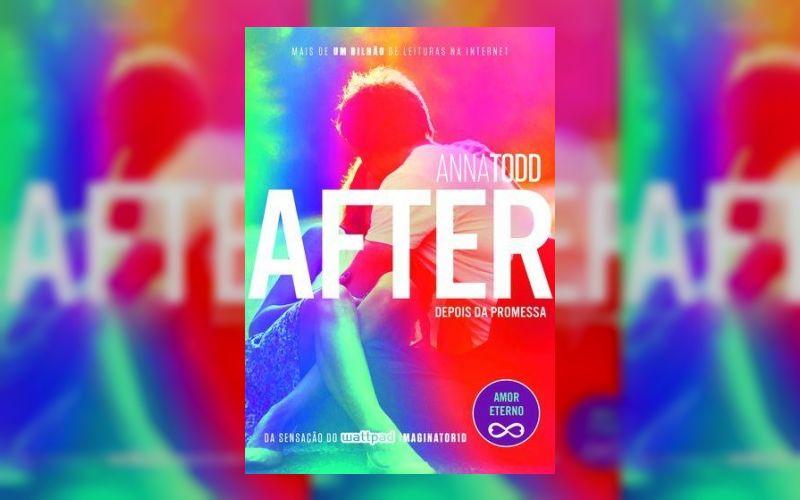Livro After 5 – Depois Da Promessa, de Anna Todd
