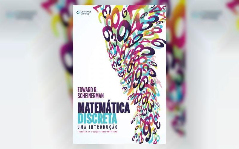 """Livro """"Matemática Discreta"""" é recomendado para cursos de Engenharia, Matemática e Ciência da Computação"""