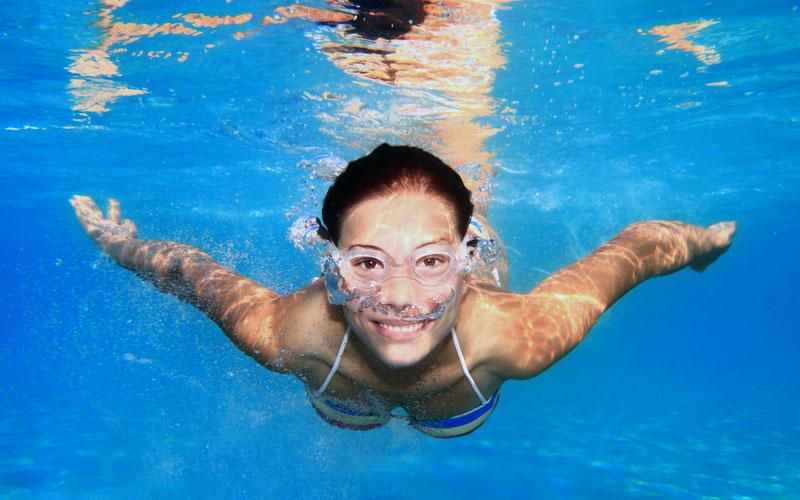Sites de compras confiáveis para quem adora natação