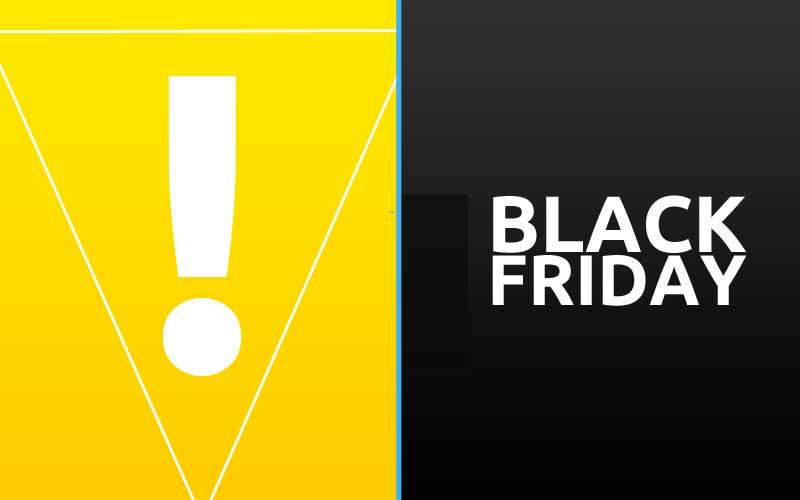 Vai comprar na Black Friday? Confira dicas de segurança