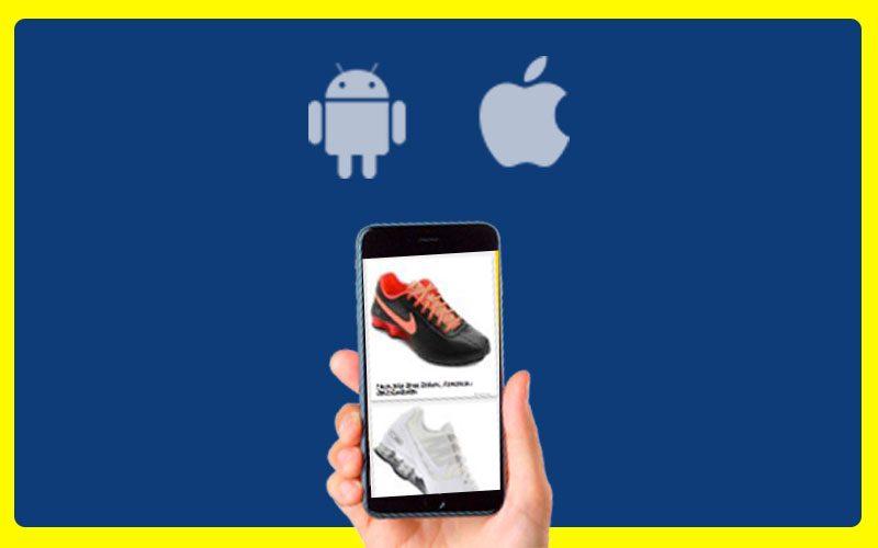 Baixe o app que busca preços em lojas online confiáveis