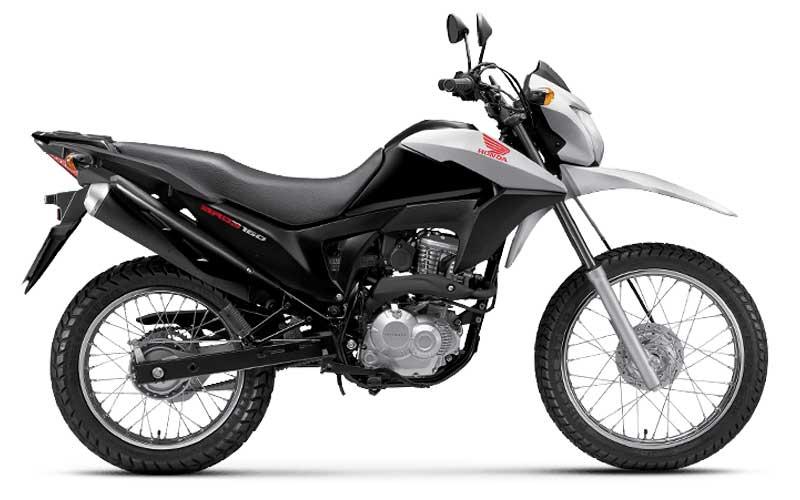 Honda NXR 160 BROS tem preço para a rotina, até na usada ou de consórcio