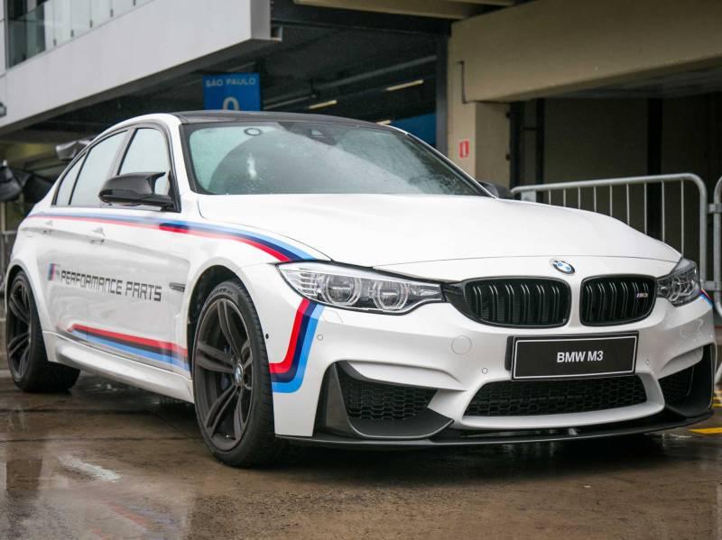 Acessórios Originais BMW chegam ao Brasil