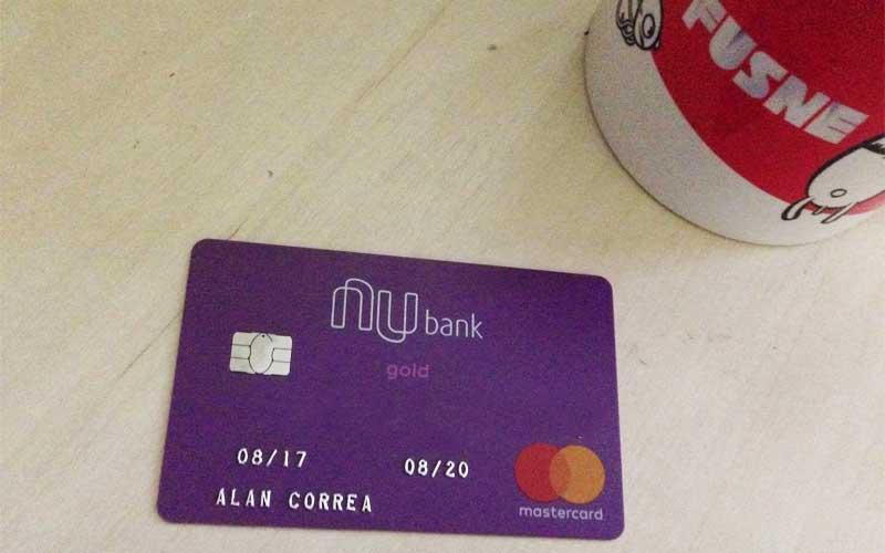 Cartão de crédito Nubank é confiável e seguro, veja como funciona o limite e a fatura