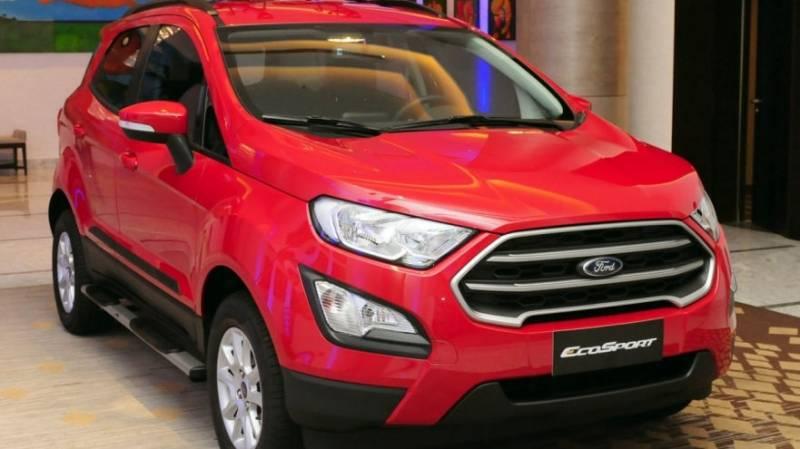 Novo Ford Ecosport 2018 tem preço razoável e interior lindo