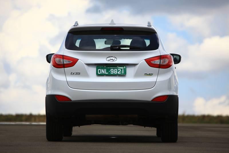 Hyundai iX35 tem bom preço e visual lindo para a família