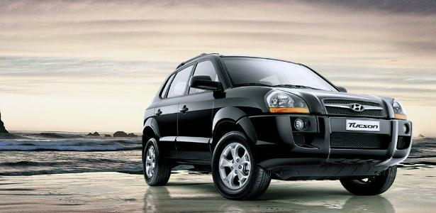 Hyundai Tucson é opção de carro semi novo apesar do consumo