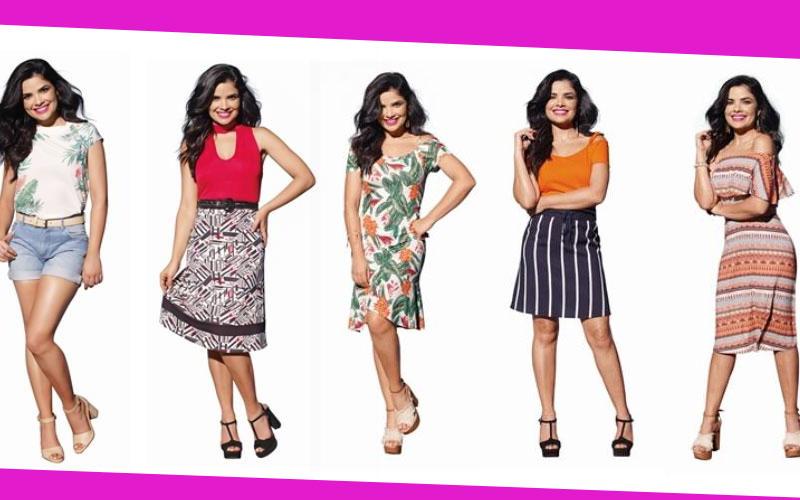 Lojas Marisa já tem roupa tendência da moda verão 2018