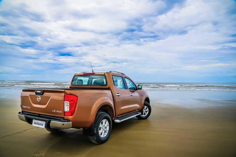 Nova Nissan Frontier 2018 deve manter preço justo com ficha técnica de bom desempenho