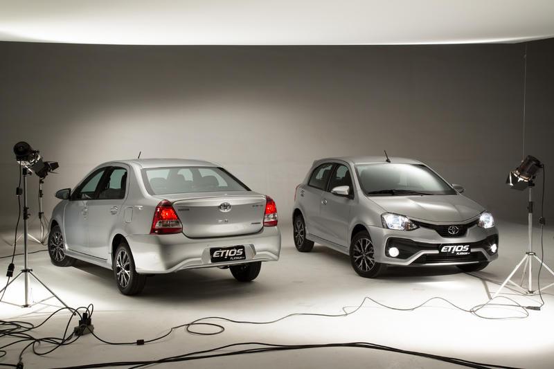 Novo Etios 2018 sedan automático é destaque por preço e ficha técnica