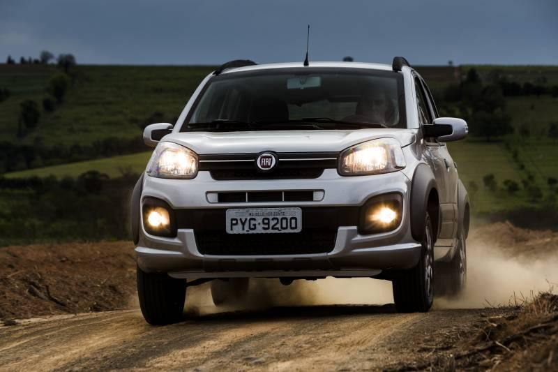 Novo Fiat Uno 2018 chega com novidades e preço acessível