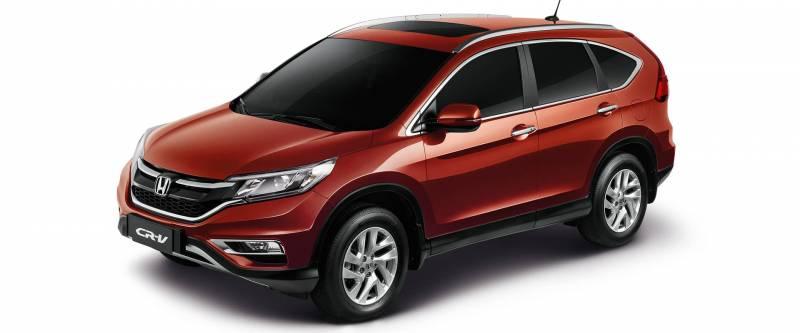 Novo Honda CRV 2018 tem preço bom e lugares para toda a família