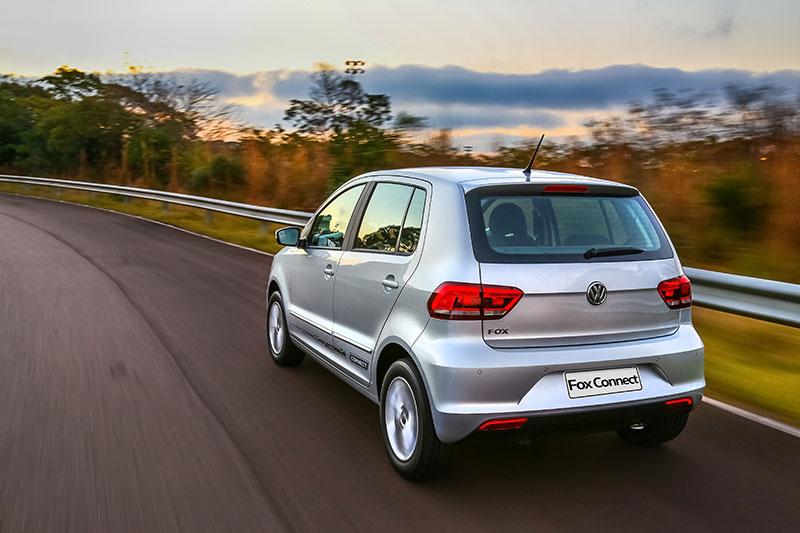 Valor do Volkswagen Fox 2018 está na relação custo-benefício