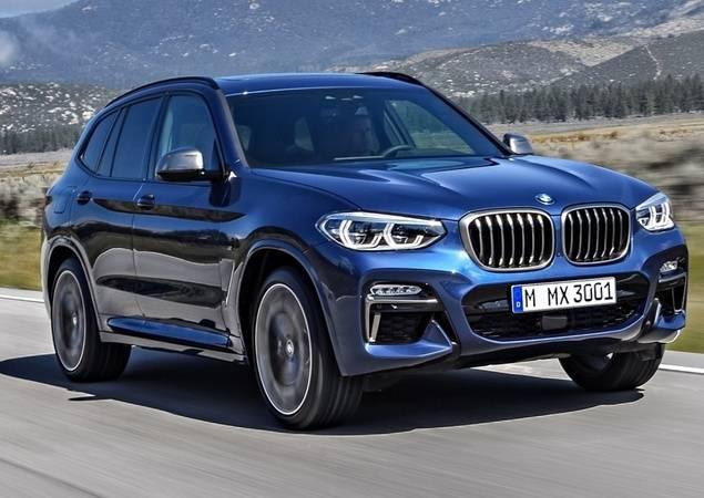 Preço do BMW X3 2018 no Brasil não deve ser barato