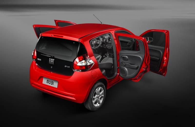 Preço do Fiat Mobi 2018 automático surpreende