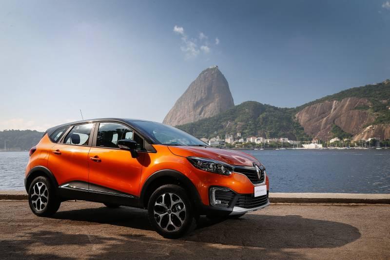 Renault Captur tem preço salgado, mas o valor está na ficha técnica