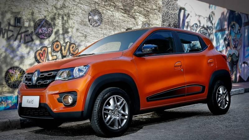 Valor do Renault Kwid 2018 promete ser solução em todas as versões