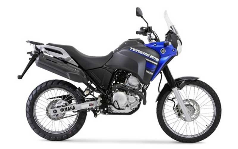 Yamaha Ténéré 250 2018 tem preço justo e novas cores