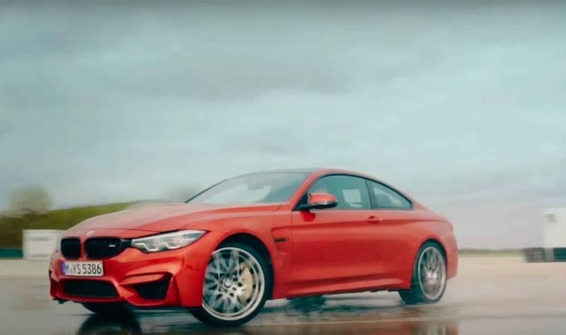 Como fazer drift? A BMW te ensina