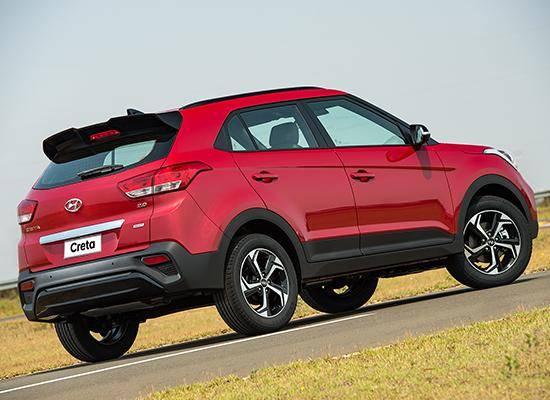 Hyundai Creta Sport entra para lista de versões do SUV