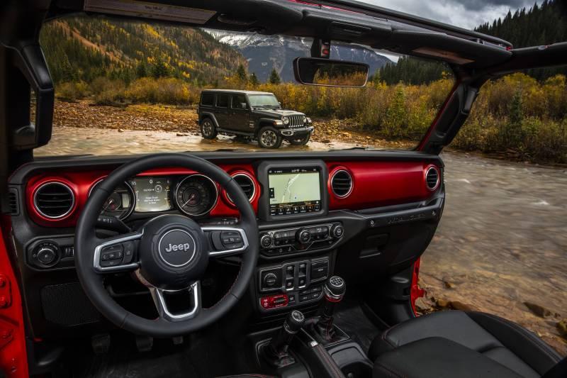 Jeep Wrangler 2018: lindo com 4 portas, mas o preço não é pra qualquer um