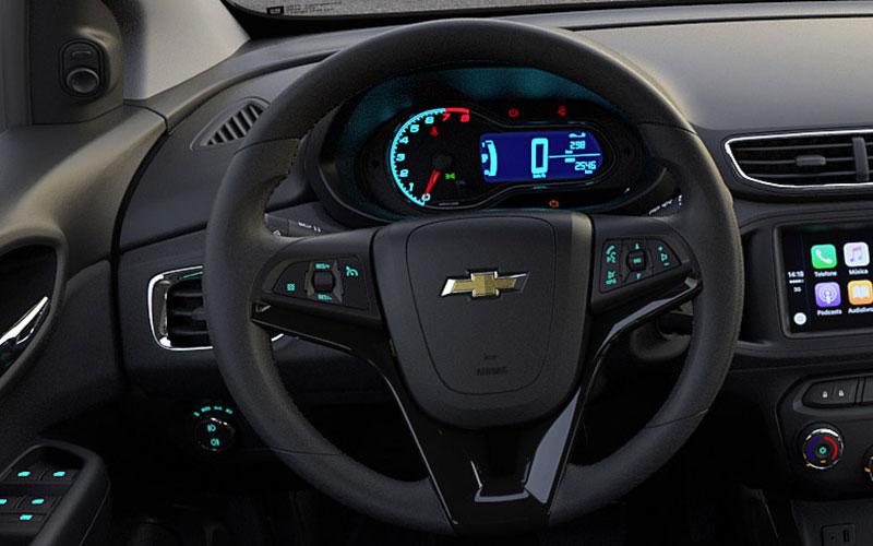 Valores de carros novos da Chevrolet tem bom preço de revenda nos usados
