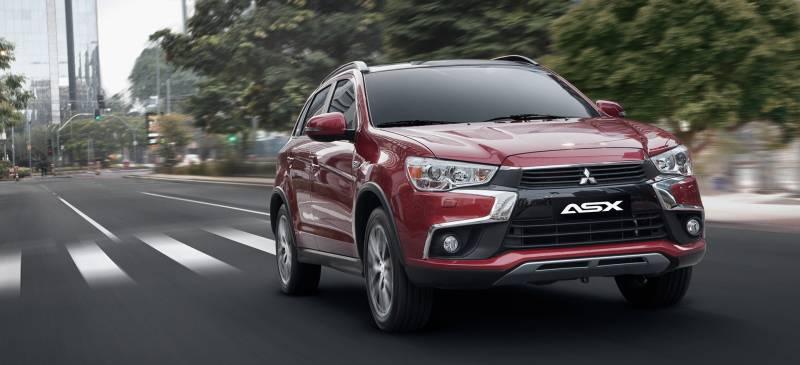 Mitsubishi ASX 2018 é um SUV lindo com bom consumo, mas o preço é alto