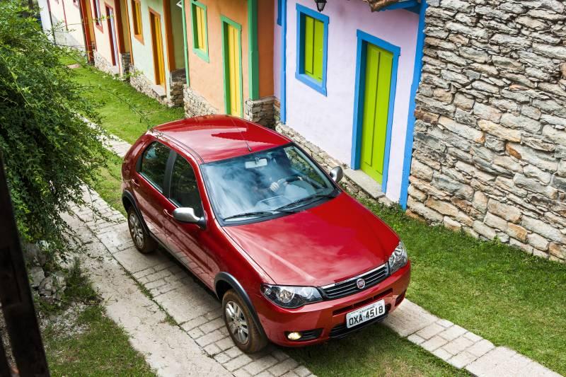 Carros usados: Pálio, Gol e Fiesta competem por modelo semi novo mais vendido