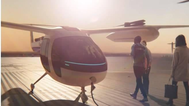 Web Summit: Uber deve ter táxi aéreo junto com a Nasa