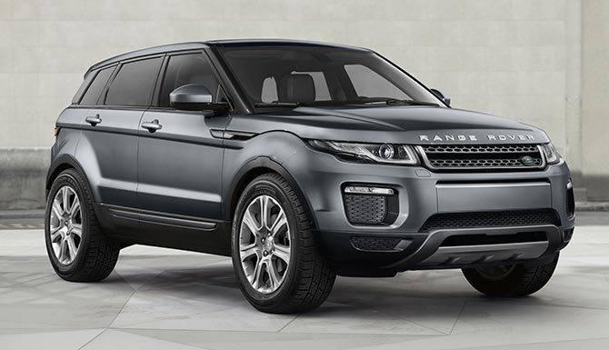 Range Rover Evoque é potente, mas o preço alto não é para qualquer um