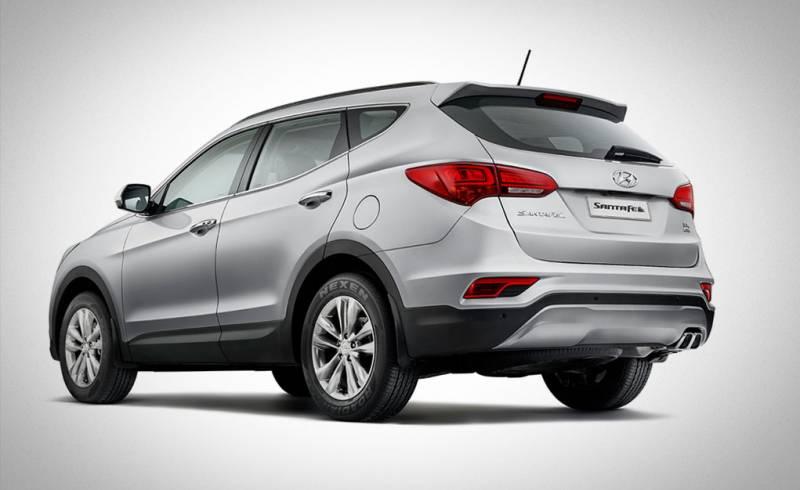 Nova Hyundai Santa Fé 2018 tem preço justo para SUV de 7 lugares