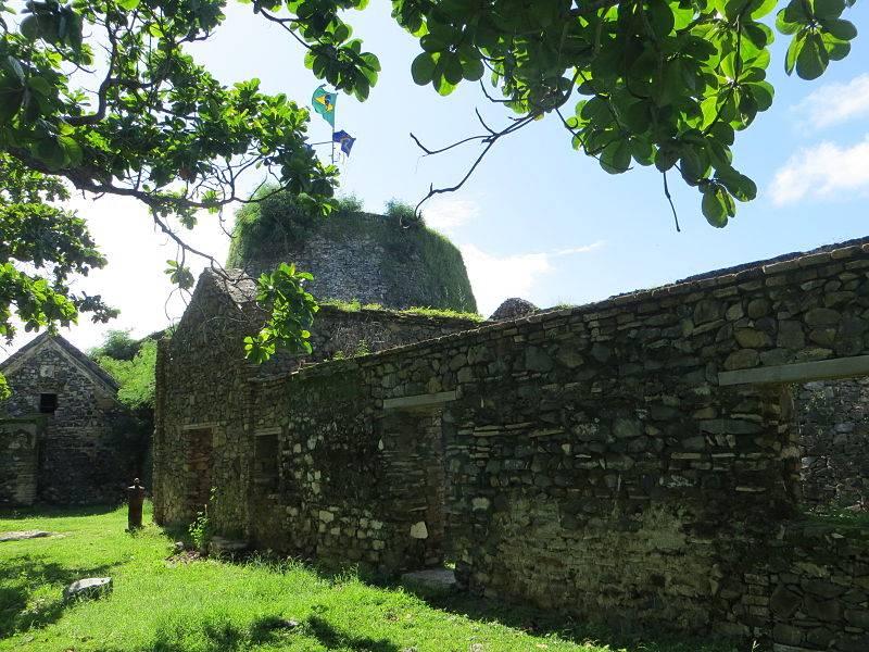 Forte de Nossa Senhora dos Remédios de Fernando de Noronha - Pernambuco, Brasil (Foto: Jorge from Brazil/Flickr)