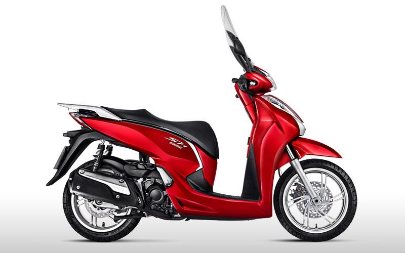 Nova scooter Honda SH 300i 2018 é cheia de estilo