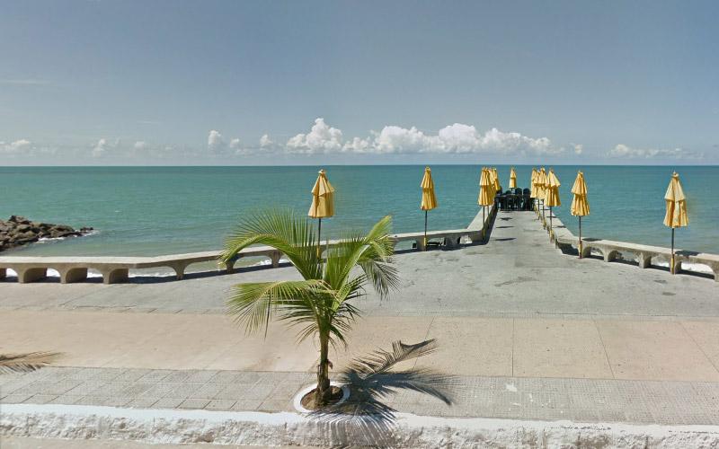 Bairro Novo tem a melhor praia de Olinda para banho