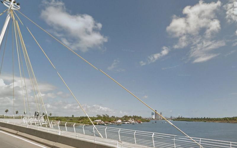 Barra de Jangada tem a Ilha do Amor e muito mais, inclusive espaço residencial