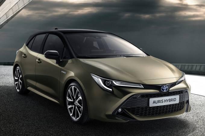 Auris: Carro novo da Toyota é uma previsão de novidades no Corolla