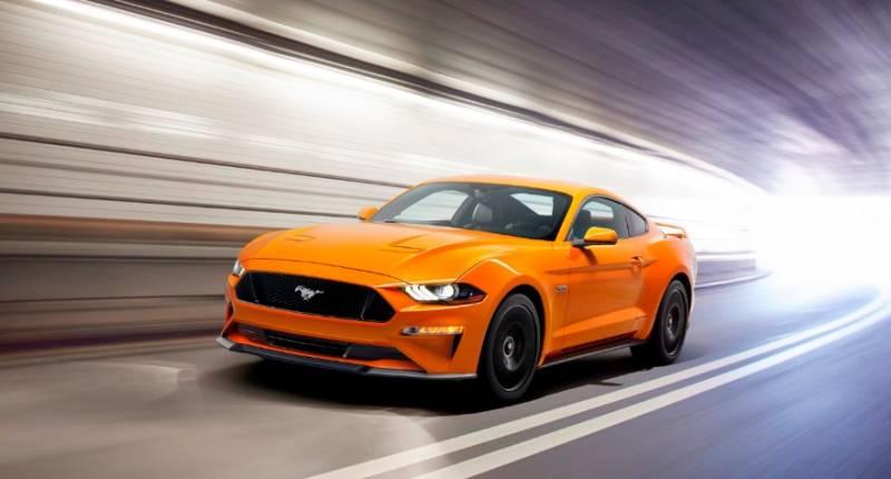 Ford Mustang 2018: o sonho chegou ao Brasil