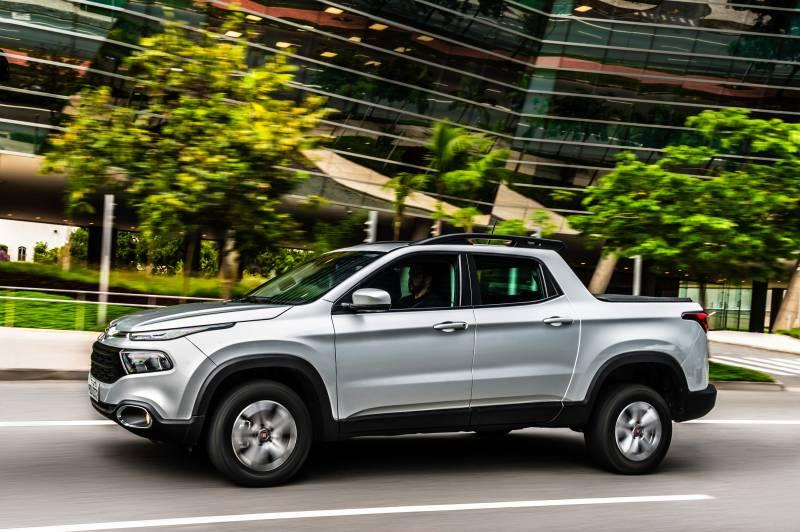 Nova Fiat Toro 2019 chega com opção Diesel 4×4