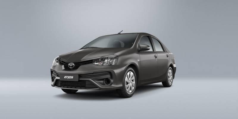 Preço do Toyota Etios 2019 é competitivo