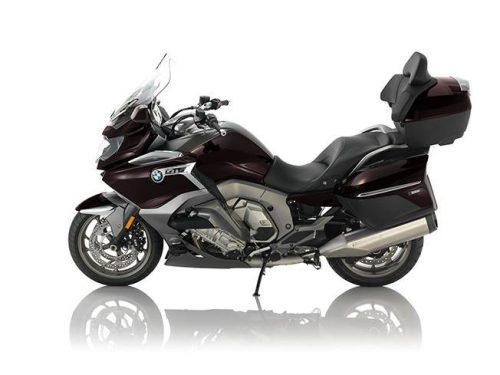 BMW K 1600 GTL garante uma viagem de luxo