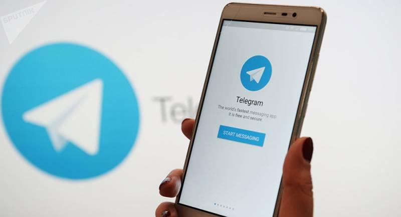 Telegram é um app de mensagens instantâneas simples e rápido