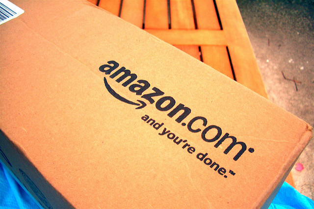 Compra dos EUA ficou mais fácil com a Amazon