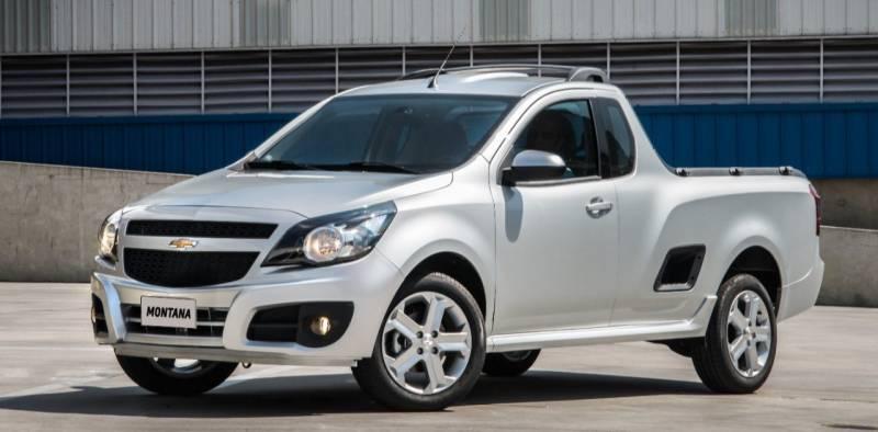 Chevrolet Montana 2019 agrada no custo-benefício