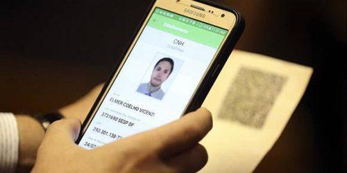 Agora sua CNH será digital