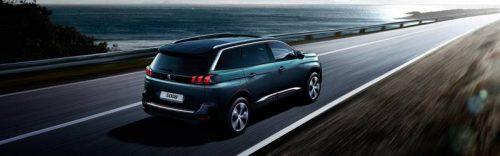 Novo SUV Peugeot 5008 é um verdadeiro utilitário esportivo