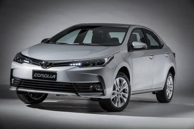 Toyota Corolla 2019 chega com bom preço