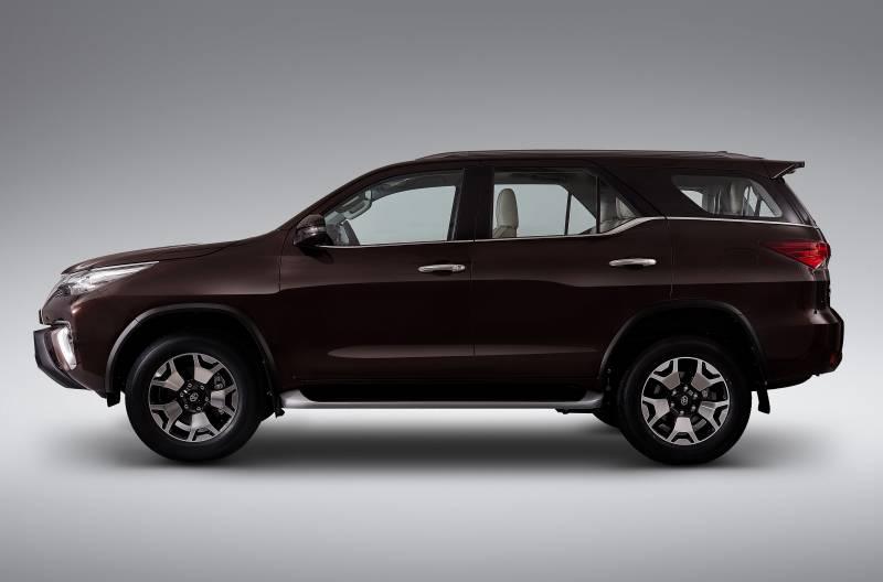 Toyota SW4 2019 ganha nova versão