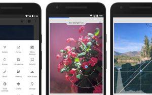 Snapseed é um ótimo aplicativo para editar fotos pelo celular Android e iOs