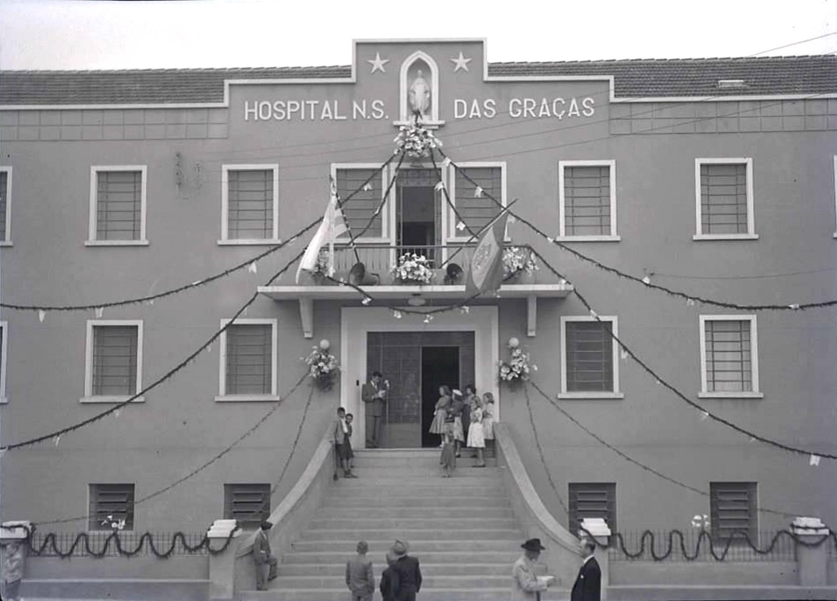 Curiosidades sobre os 65 anos do Hospital Nossa Senhora das Graças