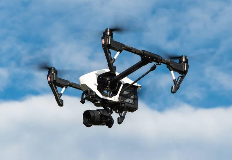 Drones estão ajudando a sociedade no ar e no mar